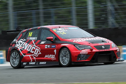 Pasarit Promsombat, SEAT Leon TCR, RMI Racing Team