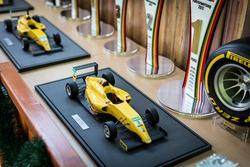Meisterpokale in der Formel 4