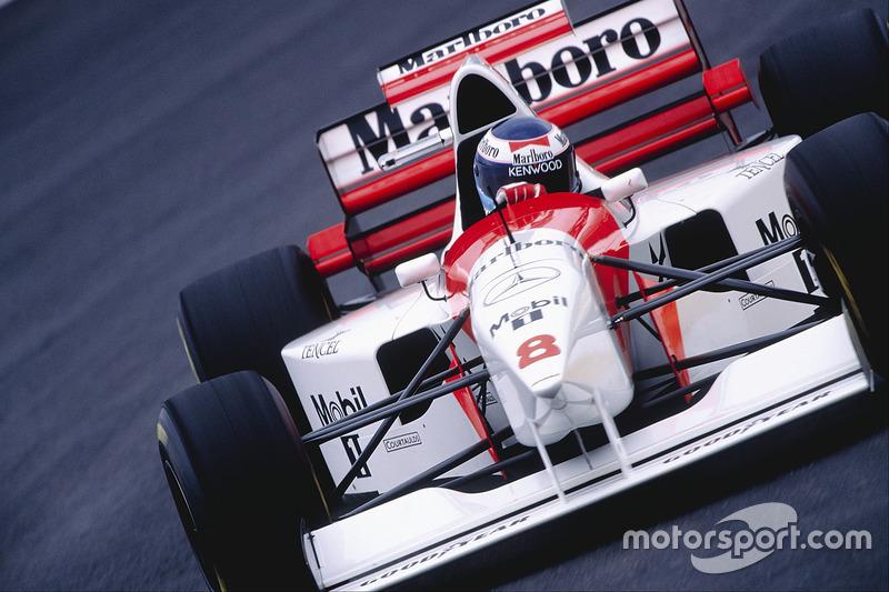 McLaren MP4/10 (1995)