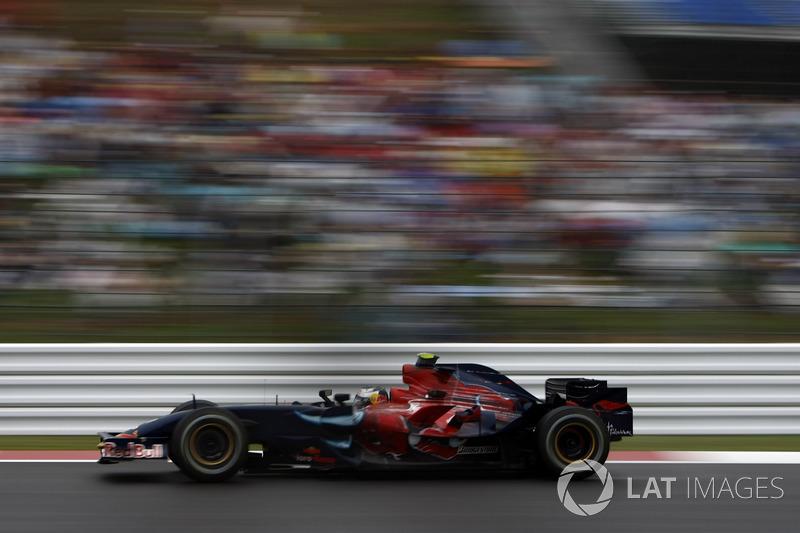23. Toro Rosso STR02, Формула 1