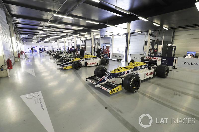 Williams FW11 Honda, перша у ряді машин Гран Прі