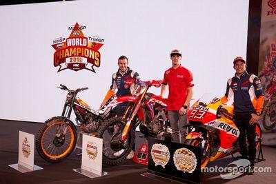 Teamresentatie HRC Honda
