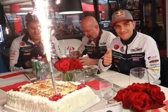 Jorge Martin, Del Conca Gresini Racing birthday cake