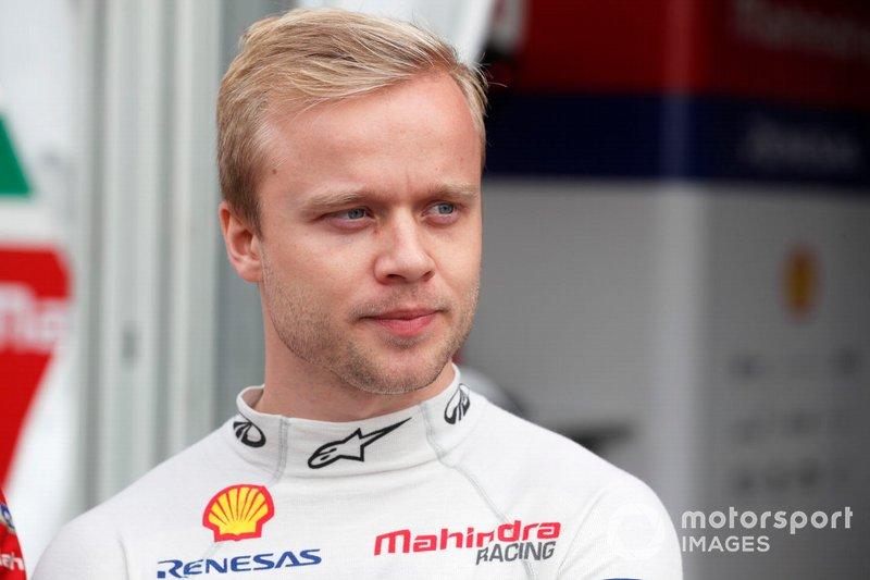 №10: Феликс Розенквист, Chip Ganassi Racing Honda (новичок серии)