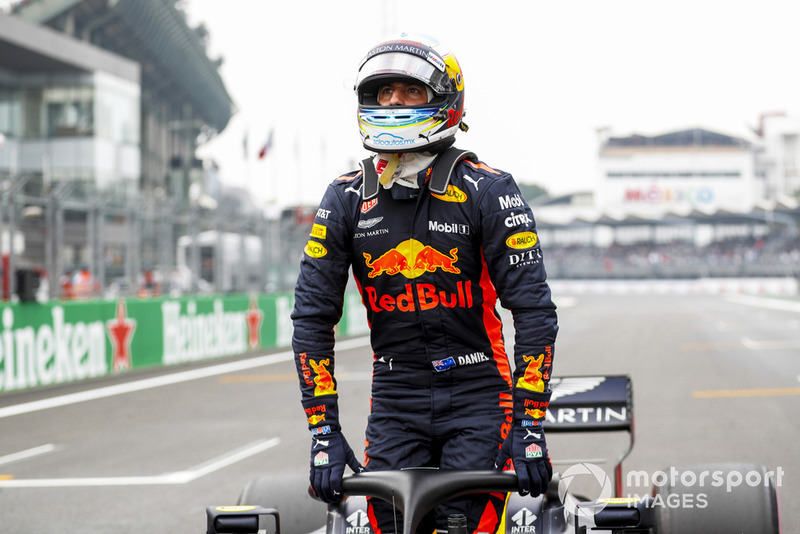5. Daniel Ricciardo (Red Bull)