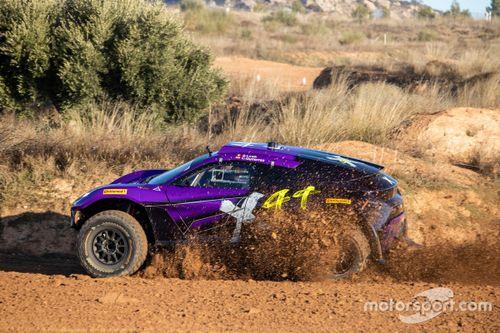 Test Extreme E en Aragon