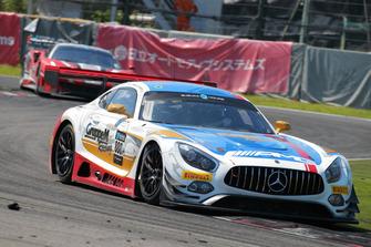 #888 Mercedes-AMG Team GrrupeM Racing