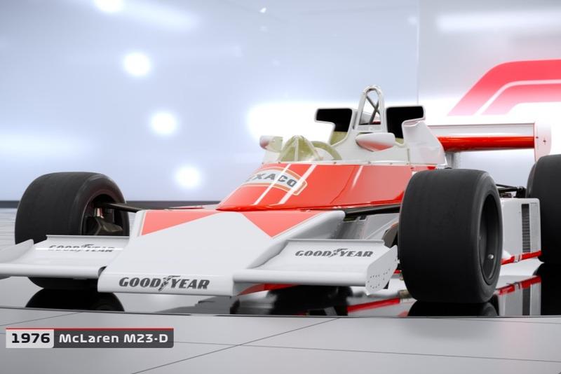 1976 McLaren M23D