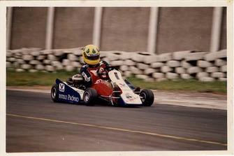 Início de carreira de Christian Fittipaldi no Kart