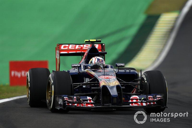 2014: Toro Rosso-Renault STR9