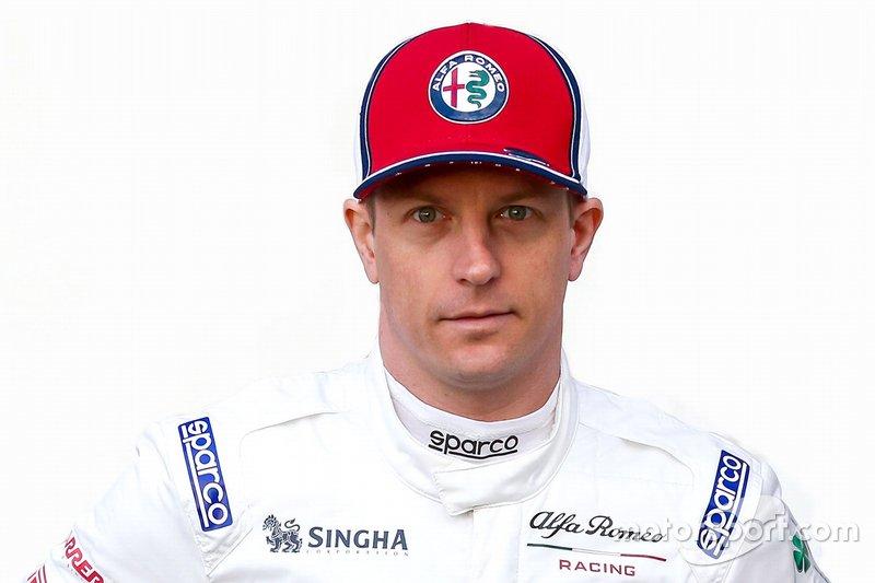 2019 - Kimi Raikkonen, Alfa Romeo Racing