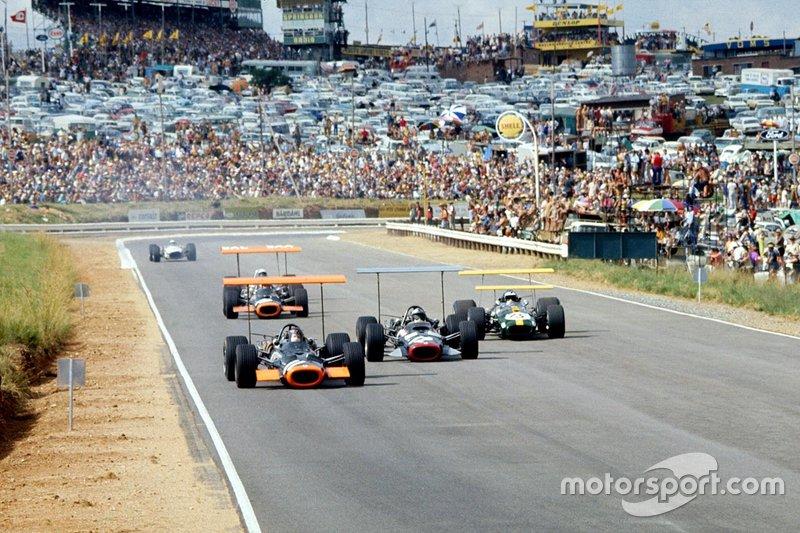 Jackie Oliver, Owen Racing Organisation, Pedro Rodríguez, Reg Parnell Racing, Jacky Ickx, Brabham