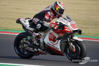 MotoGP-Test in Misano