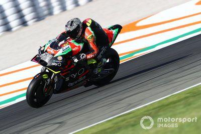 MotoGP-Test in Valencia