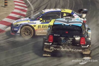 World RX Invitational round 2: Montalegre