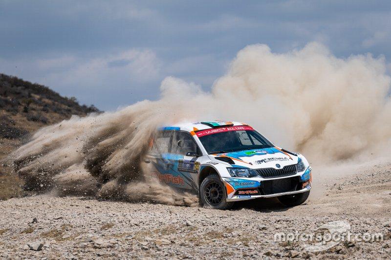 Rally del Messico