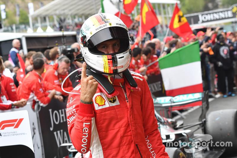 1 місце — Себастьян Феттель (Німеччина, Ferrari) — коефіцієнт 1,91