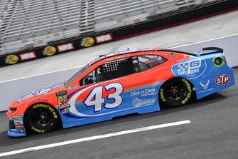 Darrell Wallace Jr., Richard Petty Motorsports, Chevrolet Camaro Medallion Bank / Petty's Garage