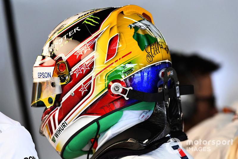GP Brasil - Lewis Hamilton