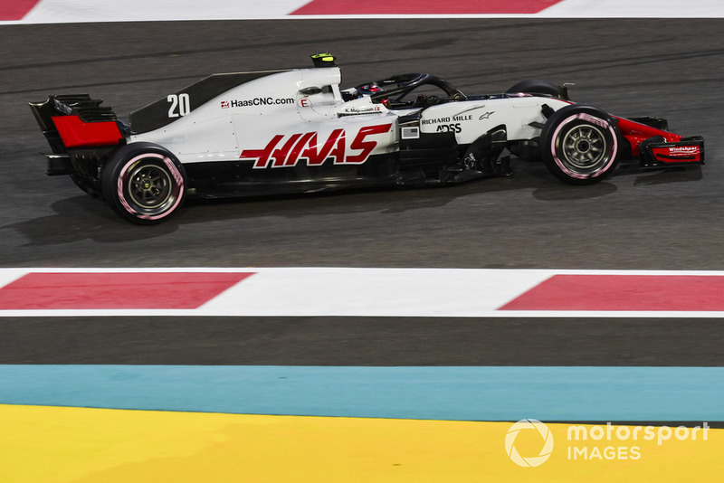2018. Haas VF-18 Ferrari
