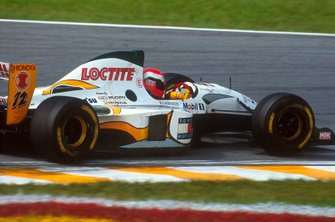 Johnny Herbert, Lotus 107C