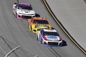 A.J. Allmendinger, JTG Daugherty Racing, Chevrolet Camaro Kroger ClickList, Chris Buescher, JTG Daugherty Racing, Chevrolet Camaro Bush's Chili Beans