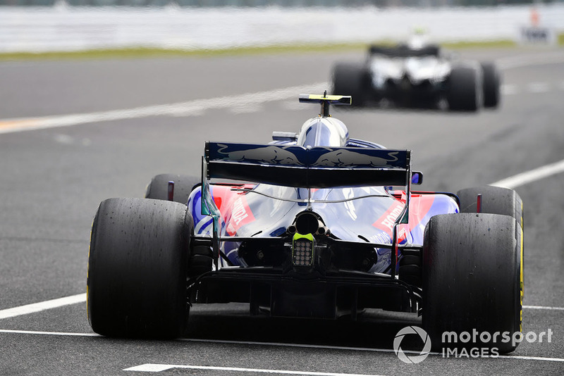 14 місце — П'єр Гаслі, Toro Rosso — 28