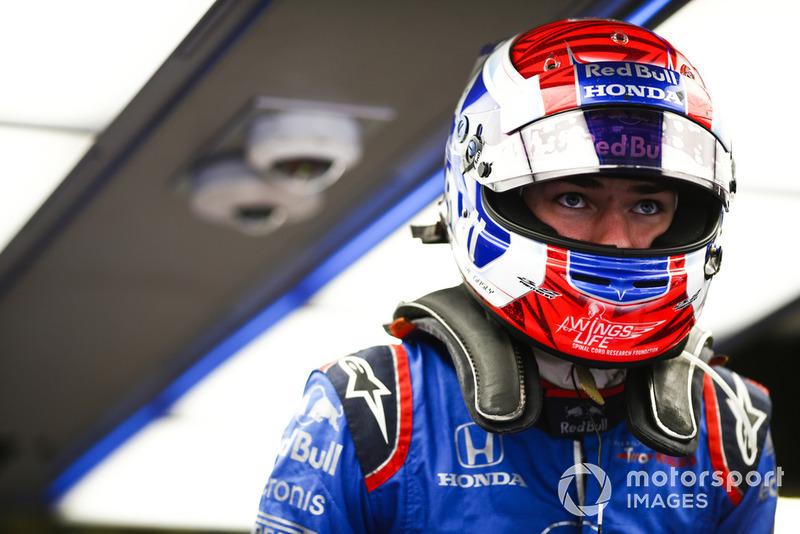 7. Pierre Gasly (Toro Rosso)