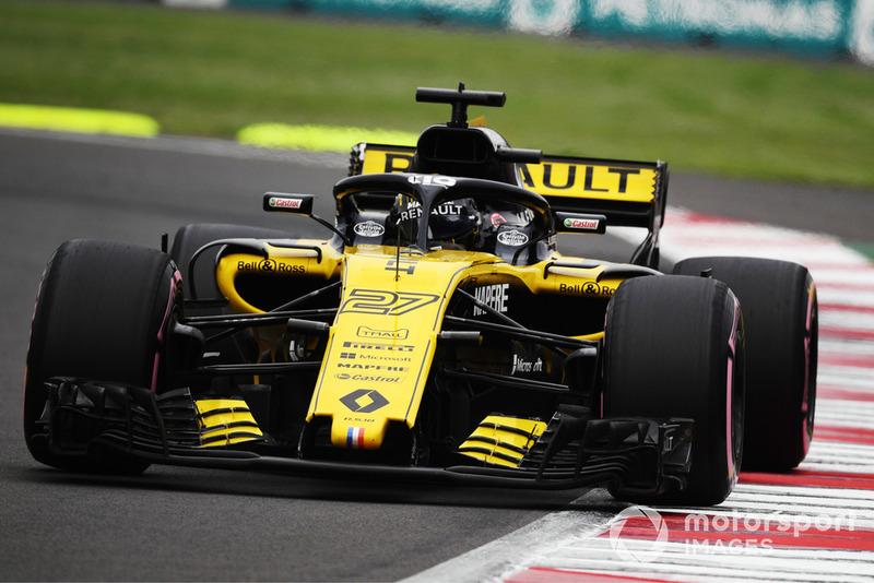 Nico Hulkenberg - Renault Sport F1 Team: 9 puan