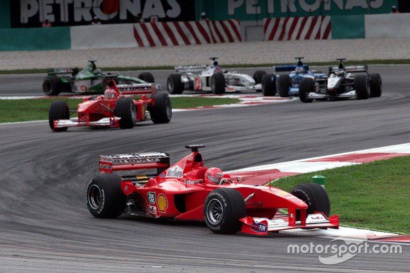 جائزة ماليزيا الكبرى 2000