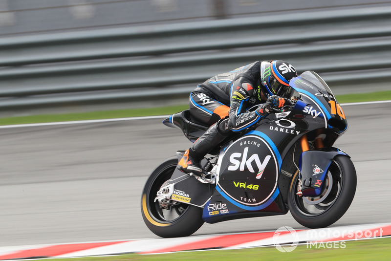 Luca Marini, Sky Racing Team VR46 Moto2,