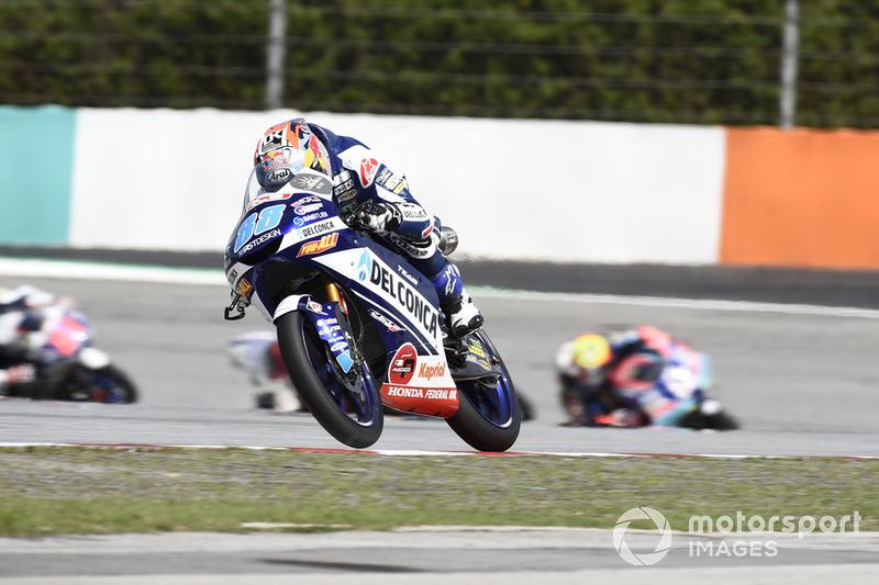Jorge Martin, Del Conca Gresini Racing