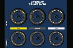 Neumáticos Michelin para seco