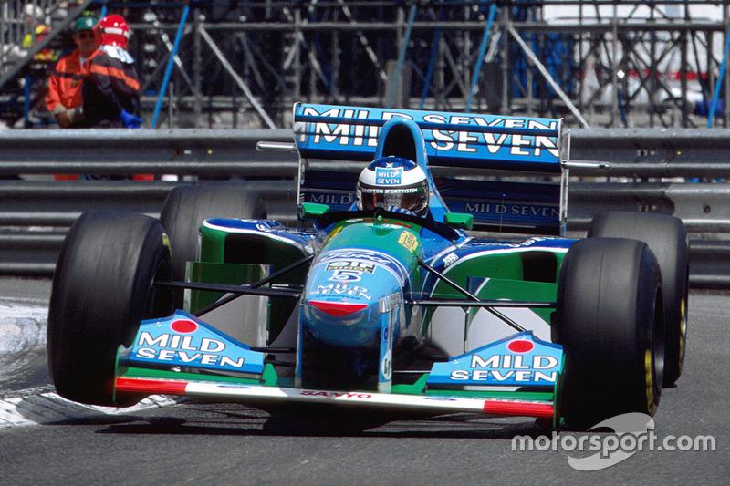 #34: Benetton B194 (1994)