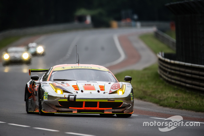 #61 Clearwater Racing - LMGTE Am