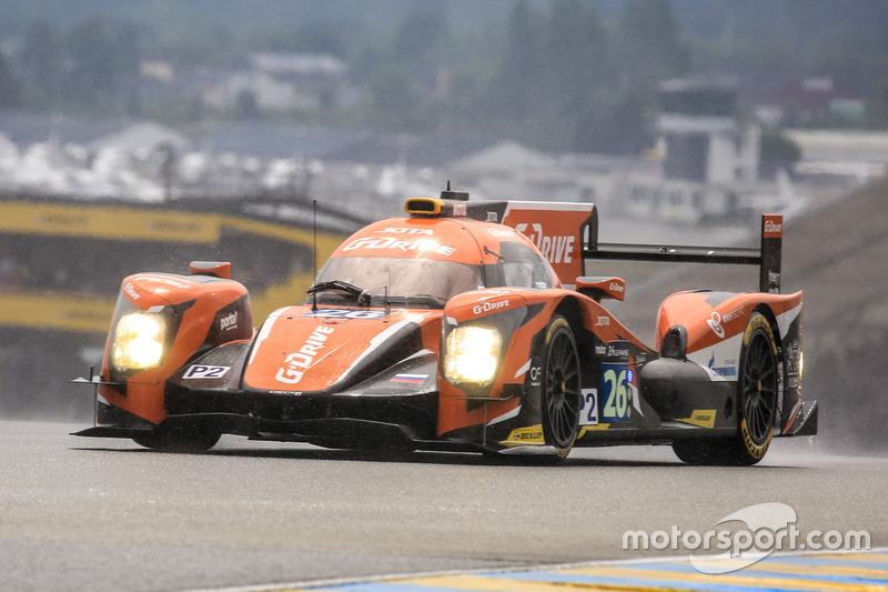 4. LMP2: #26 G-Drive Racing, Oreca 05 Nissan
