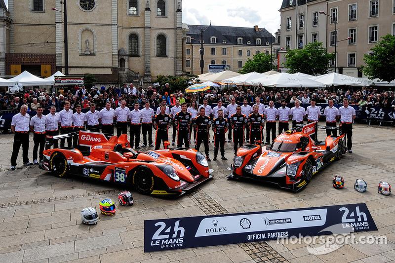 #26 und #38: G-Drive Racing