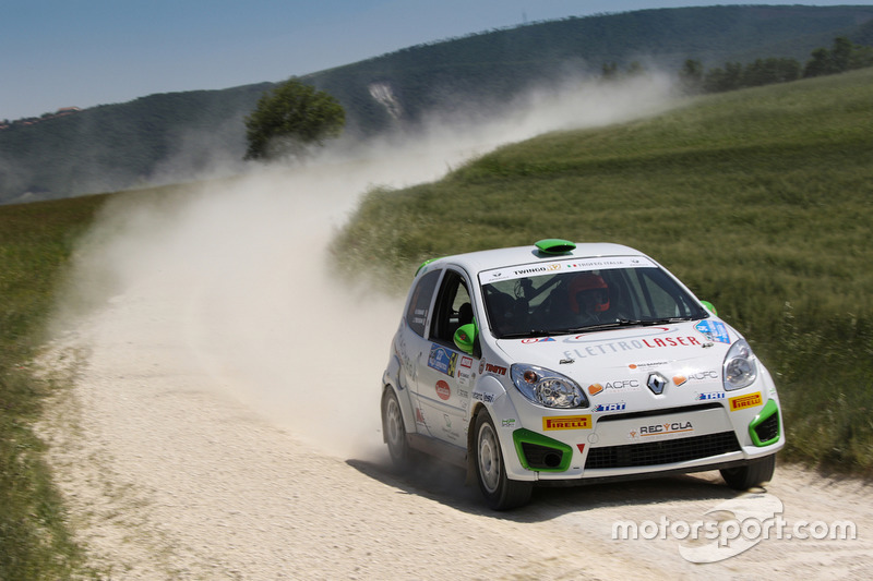 Trofeo Twingo R2 Terra: Rally Adriatico