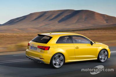 Présentation de la nouvelle Audi S3