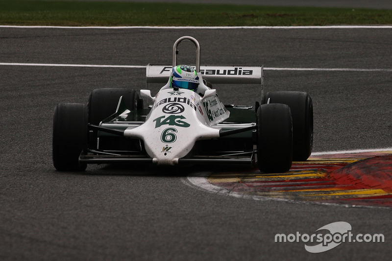 #6 Williams FW07C (1981): Nick Padmore