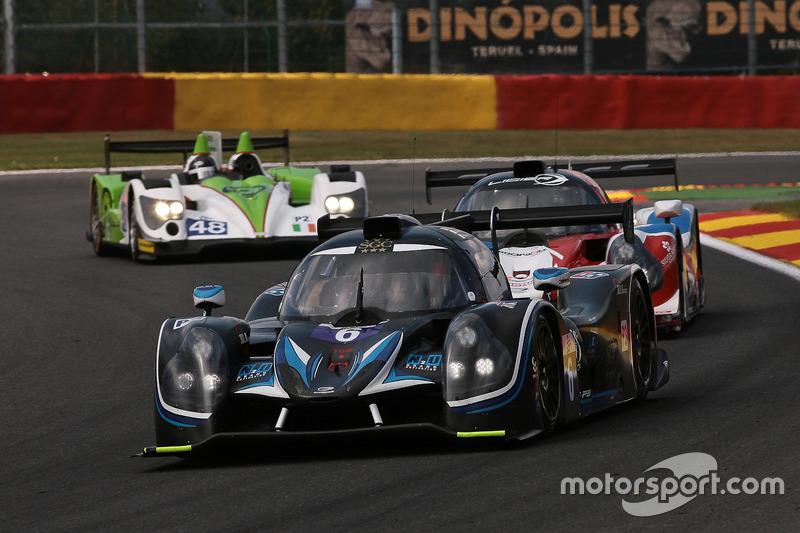 #6 360 Racing , Ligier JS P3-Nissan: Terrence Woodward, Ross Kaiser, James Swift