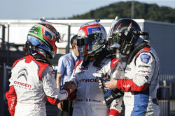 Хосе-Марія Лопес, Іван Мюллер, Том Чілтон, Citroën World Touring Car Team, Citroën C-Elysée WTCC