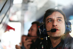 Пьерр Ваш, главный инженер по производительности Red Bull Racing