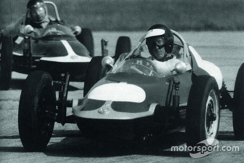 Jochen Rindt in der Formel Vau 1968