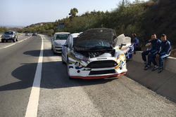 Lambros Athanassoulas, Ford Fiesta R5
