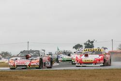 Facundo Ardusso, JP Racing Dodge, Juan Manuel Silva, Catalan Magni Motorsport Ford
