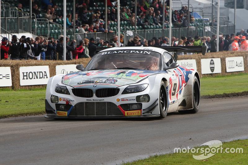Alex Zanardi, BMW Z4 GT3