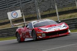 Leo-Cheever, Scuderia Baldini 27 Network, Ferrari 458 Italia-GT3 #72
