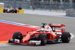 Sebastian Vettel, Ferrari SF16-H