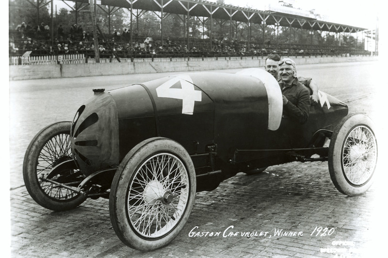 1920 - Gaston Chevrolet